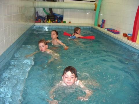 Remise de natation adulte